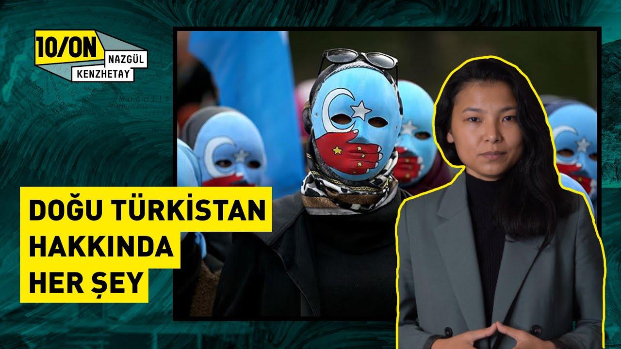 10 maddede Doğu Türkistan meselesi - YouTube