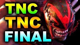 TNC vs TNC.TIGERS - INCREDIBLE GRAND FINAL! - SEA TI8 DOTA 2