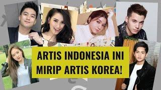 Artis Indonesia Mirip Artis Korea | Dear Diary Info | 26/07/2021