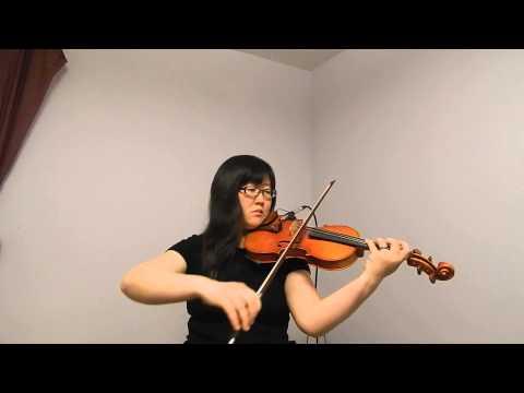 Pachelbels Canon in D ~ Solo Violin