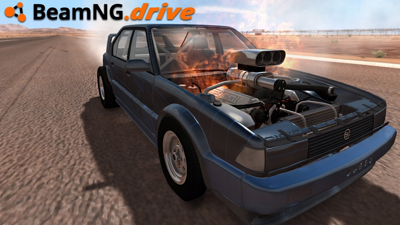 BeamNG.drive - BEST CAR EVER? - YouTube
