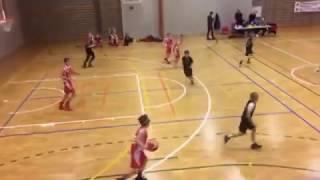 RM U14: Sverresborg Hoops Tiller  - Stjørdal Dragon (4. periode)