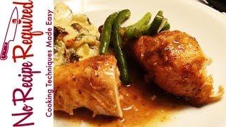 Roast Chicken With Rosemary & Garlic - Roast Chicken Recipes By Noreciperequired