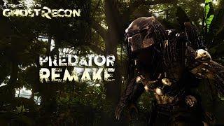 Ghost Recon Wildlands | Predator remake/short film