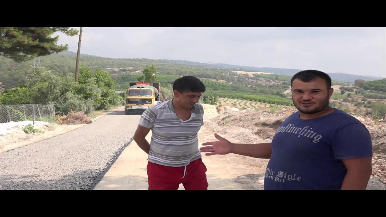 Pınarbaşı'nda Hem Yollar, Hemde Gönüller Yapıldı