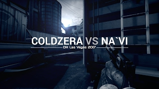 DreamHack Masters Las Vegas: Coldzera vs Navi