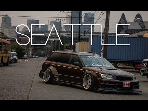 Downtown Seattle Photoshoot!