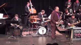 Land of Ephesus:  Joe Spinelli with Joe Lovano and WPJO - May 2013