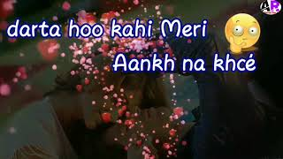 Dekhta Hi Rahta Hu Sapne Teri ||😍😉 Best WhatsApp Status Video ||√