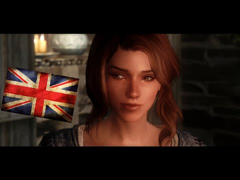 Skyrim 2015 Ultimate Character overhaul (NPC's and Player characters) English