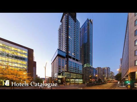 AC Hotel Montreal Downtown - Hotel Overview - Montreal Stylish Hotel
