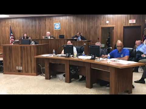 Port Wentworth council considers contract for Police Chief Matt Libby