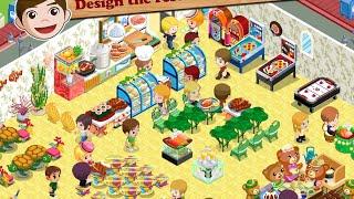 Restaurant Story: Design Your Own Dream Restaurant - Android Games For Childrens