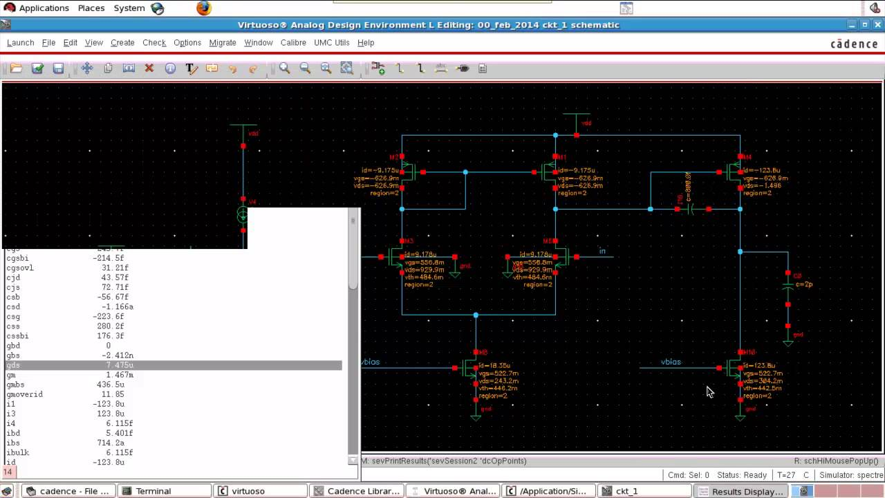 87 2 Stage Differential Amplifier Dotted Lines Outline Current Highgainamplifier Amplifiercircuit Circuit Diagram Seekiccom Design Of Two Operational Opamp Part 8 Simulation In Cadence