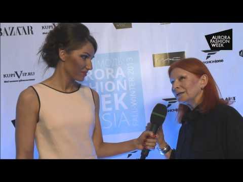 AFWR FW13 Interview: Татьяна Котегова
