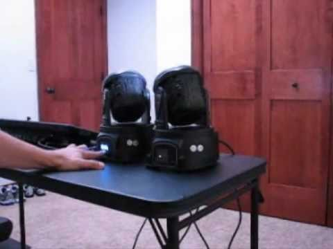 Blizzard Lighting Flurry Tri LED Moving Head Product Review