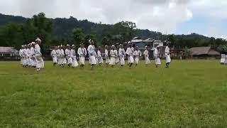Govt.Sec School :Dipa.mega dance on Kenbi Dini her party at likabali turnament, July/2018.
