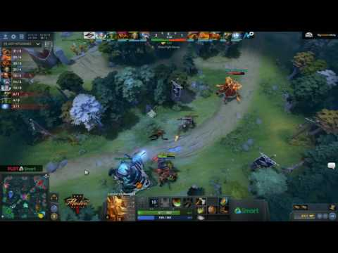Secret vs NP The Manila Master 2017 Game 3