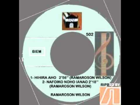 Ramaroson Wilson - Nafoiko noho ianao (Ramaroson Wilson)