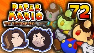 Paper Mario TTYD: Mario Trips - PART 72 - Game Grumps