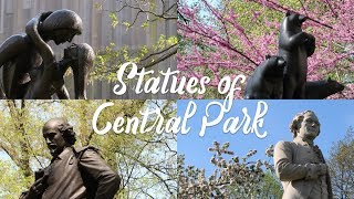 Central Park Statues | New York City