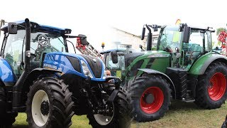 Wystawa maszyn rolniczych i zwierząt hodowlanych Sitno 2017