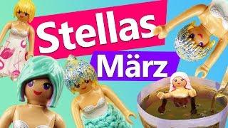 Playmobil DIY Deutsch | Compilation | Stellas März Erlebnisse | Best of März