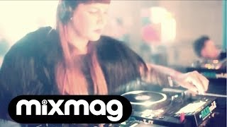 Miss Kittin live from the Studio 80 Warehouse at ADE 2013