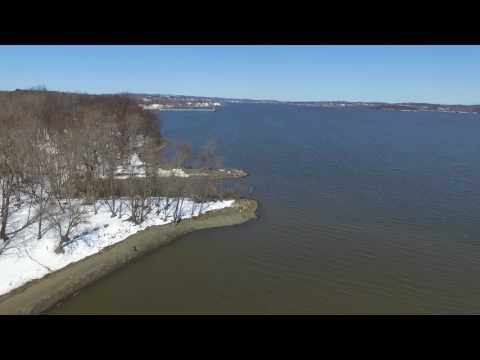 DJI Phantom 3   Plum Point   Hudson River