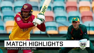 Usman Khawaja leads Bulls to win and lock in home final | Marsh One-Day Cup 2019