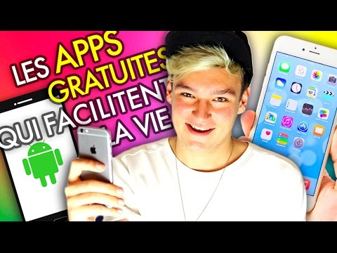 15 APPLICATIONS QUI FACILITENT LA VIE