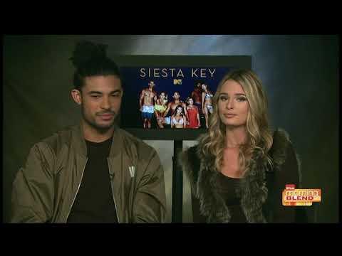 Juliette and Brandon talk part two of season one of MTV's Siesta Key
