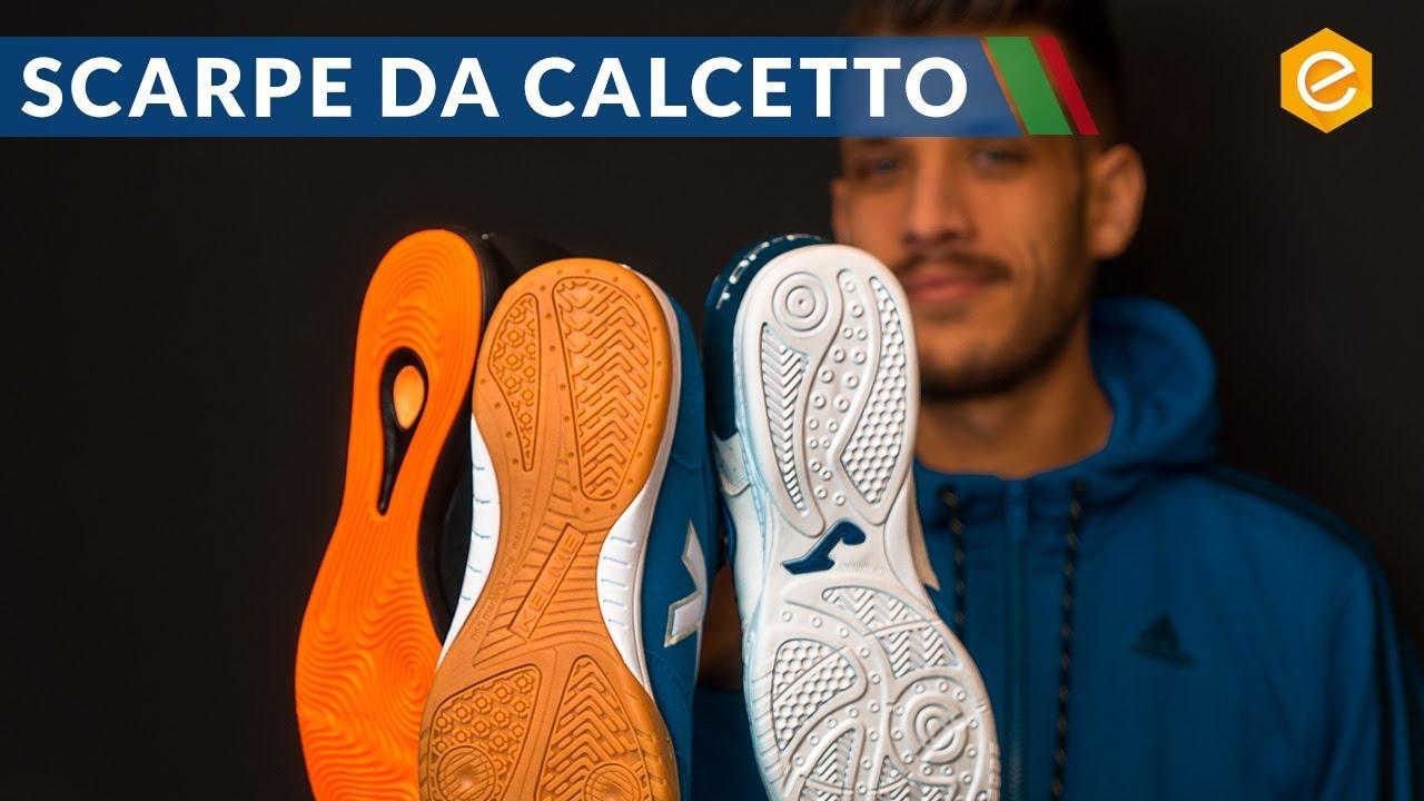 b68c5c0a4dda0 Le 3 MIGLIORI scarpe da calcetto - YouTube