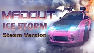 MadOut Ice Storm (Steam Version) - Gameplay (PC HD)
