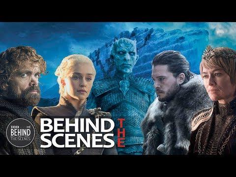 Game Of Thrones SEASON 8: Part 1 (Behind The Scenes)
