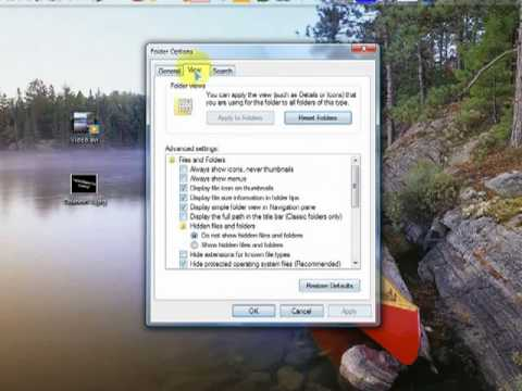 Fix File Renaming Problem in Windows Vista and in Windows XP
