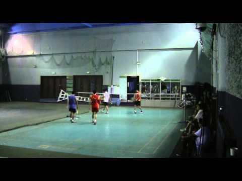 Australian National University MD badminton 3