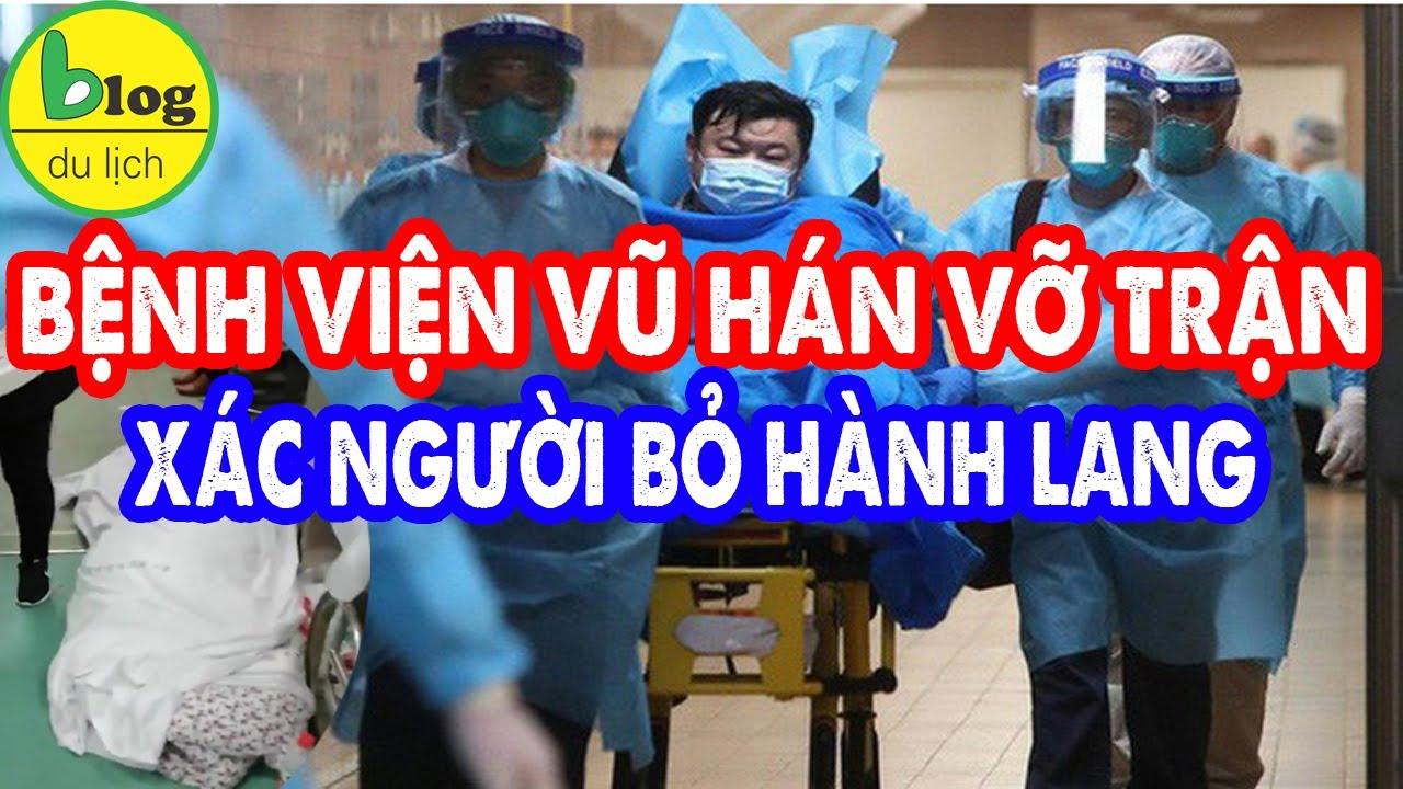 Đại dịch virus Corona: Bệnh viện Vũ Hán QUÁ TẢI từ chối nhận bệnh nhân