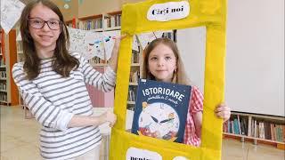 """ADRIANA MINCIUNA - cititoarea de onoare a Bibliotecii """"Târgoviște"""""""