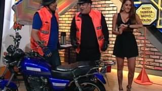 El Show del Vacilón - Motogoldo con Yuvanna Montalvo