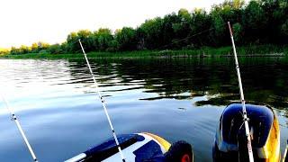 Рыбалка на ДОНУ ОПЯТЬ ЭТА СНАСТЬ СПАСЛА РЫБАЛКУ!!! полный садок Крупника