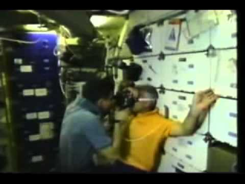 1992: Space Shuttle Flight 52 (STS-53) - Discovery...
