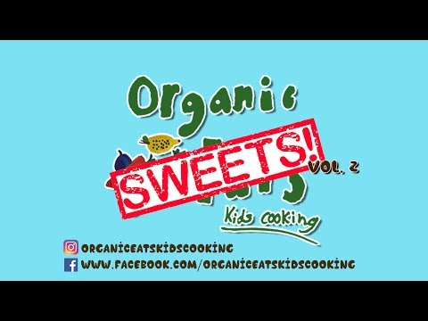 Organic Eats Episode 16- ORGANIC SWEETS VOL. 2| VEGAN BROWNIES + CHOC. AVOCADO PUDDING!!!