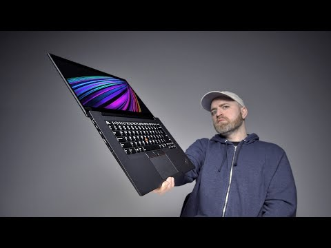 """Is This Laptop Too """"Extreme""""?"""