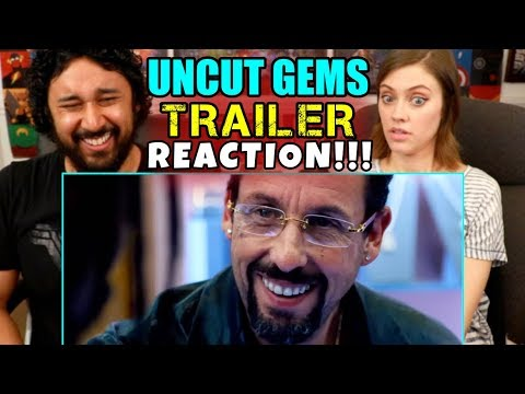 UNCUT GEMS | TRAILER - REACTION!!!