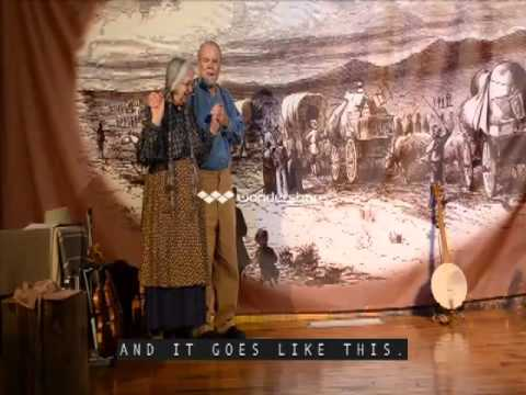 Oregon Trail Folk Music Project - Phil & Vivian Williams