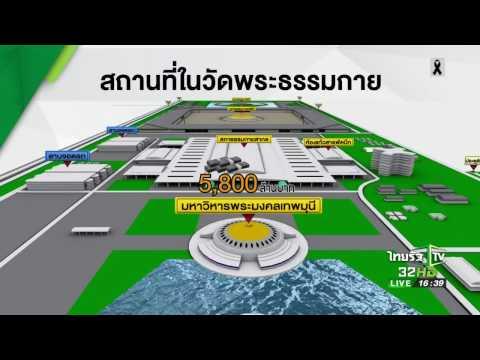แผนผังภายในวัดธรรมกาย | 16-02-60 | ข่าวเย็นไทยรัฐ