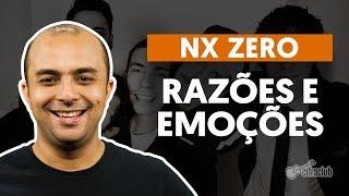 RAZÕES E EMOÇÕES - Nx Zero (aula de bateria)