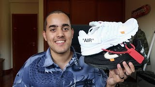 unboxing 12: Balenciaga, Nike x Off White Presto, Guess x Sean Wotherspoon
