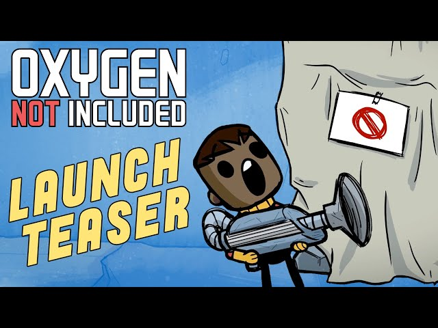 Oxygen Not Included launch and Quality of Life - Linux Game Consortium